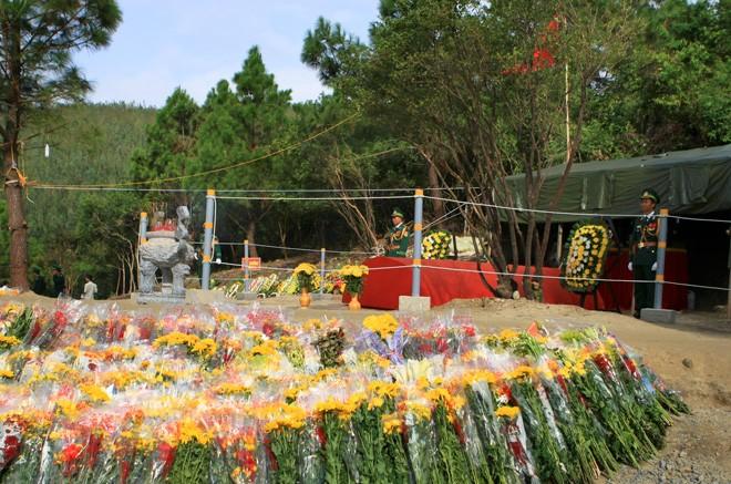 Gấp rút bảo vệ mộ Đại tướng Võ Nguyên Giáp trước siêu bão Hải Yến ảnh 3
