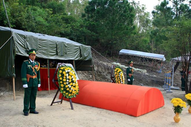 Gấp rút bảo vệ mộ Đại tướng Võ Nguyên Giáp trước siêu bão Hải Yến ảnh 4
