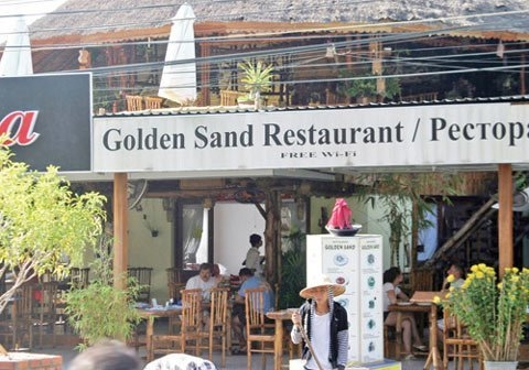 Golden Sand Restaurant