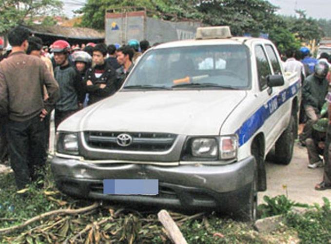 csgt gây tai nạn