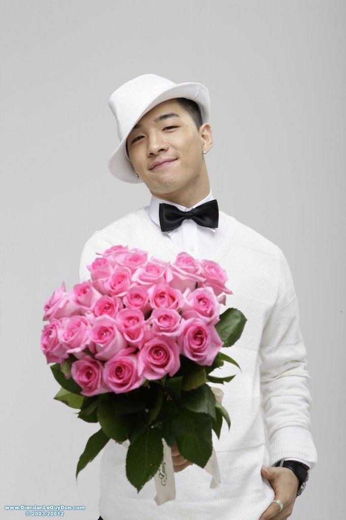 thành viên Tae Young Big Bang