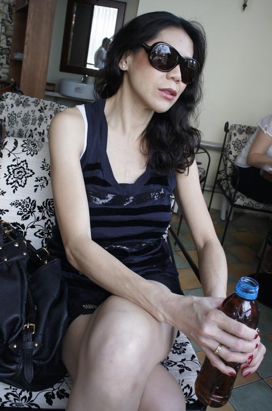 Nữ Hoàng Phòng TRà Khánh Du www.PhongTraCaNhac.com