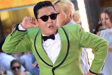 Psy sẽ thu âm ca khúc mới bằng tiếng Anh