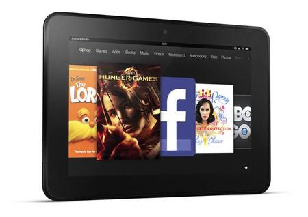 Kindle Fire HD 8.9 là máy tính bảng mạnh mẽ nhất của Amazon