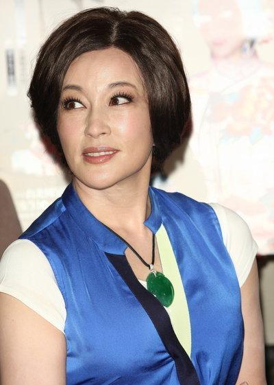 Gương mặt không tuổi tác của Võ Tắc Thiên.