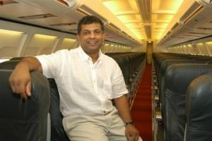 Cách quản trị thú vị của ông chủ Air Asia