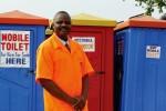 Kinh doanh nhà vệ sinh di động