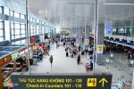 Những hình ảnh mới tại sân bay Nội Bài