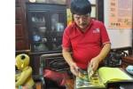 Kho tiền cổ 6 tấn của tay chơi Bắc Ninh