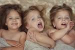 Bộ ảnh đẹp ngất ngây về gia đình của bà mẹ 6 con