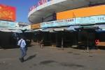 Tiểu thương Chợ Đầm đồng loạt bãi thị