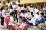 Cấm thi tuyển vào lớp 6: Đổ xô đi luyện IQ, EQ và tiếng Anh