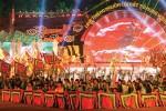 Lễ hội Đền Hùng 2015: Lễ rước kiệu giao cho cộng đồng
