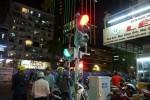 Lắp đèn tín hiệu giao thông có âm thanh đầu tiên ở TP HCM