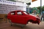 Vinaxuki bán nhà máy trả nợ: Ôtô Việt mơ thì cứ mơ...
