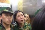 Ẩu đả trong giờ học quân sự, 40 người bị thương