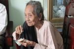 Cụ bà ở Sài Gòn là người cao tuổi nhất châu Á