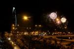 TP.HCM: Cấm xe nhiều tuyến đường để người dân xem bắn pháo hoa