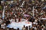 Căng thẳng dâng cao ở Hồng Kông