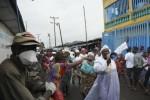 Thêm nhiều nhân viên y tế nhiễm Ebola tại Tây Phi