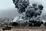 Thi thể 70 chiến binh IS bị bỏ mặc trong bệnh viện Syria