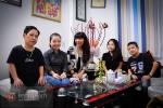 """Ngôi nhà hạnh phúc của """"Bạch Tuyết và... 20 chú lùn"""" ở Sài Gòn"""