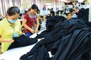 Tập đoàn xuyên quốc gia dốc vốn FDI vào nguyên phụ liệu