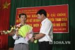 Ông Nguyễn Thanh Chấn xúc động trong ngày được minh oan