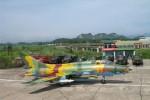 Tìm thấy một số mảnh vỡ cánh và đuôi Su-22