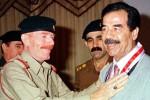 """Iraq tuyên bố đã kết liễu """"cánh tay phải"""" của Saddam Hussein"""