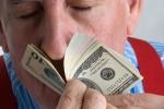 Nhà giàu thế giới thích giữ tiền mặt