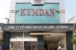 Một cá nhân mua 5,8% cổ phần Kymdan với giá 1.072.000 đồng/cp